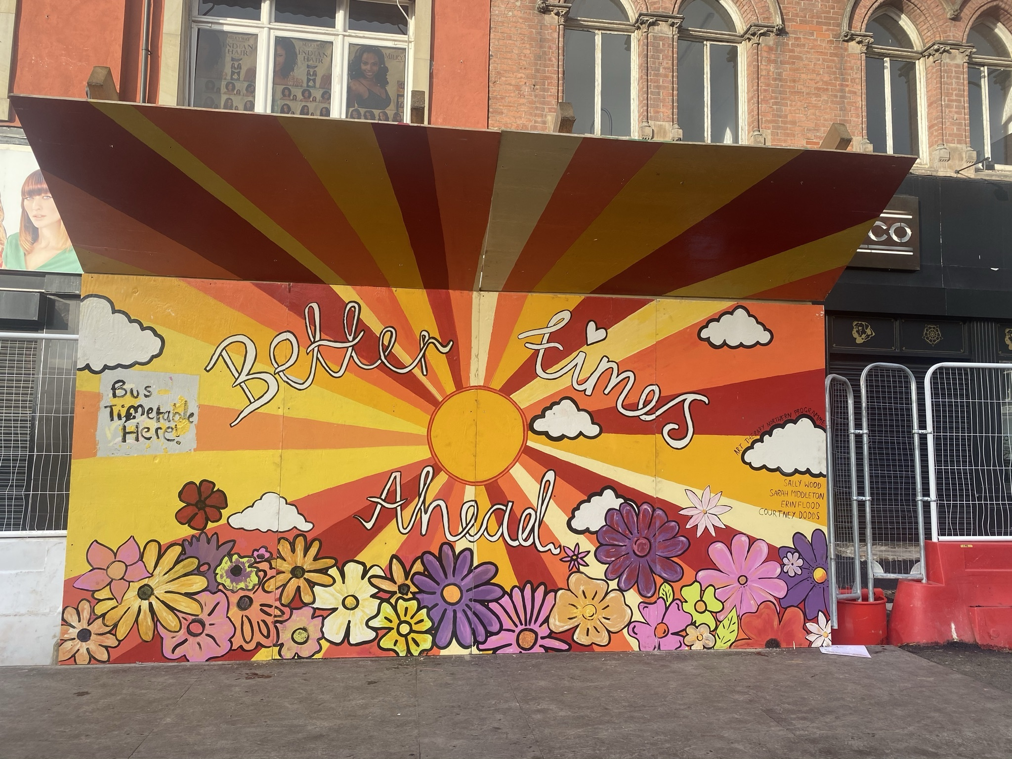 Leeds art work