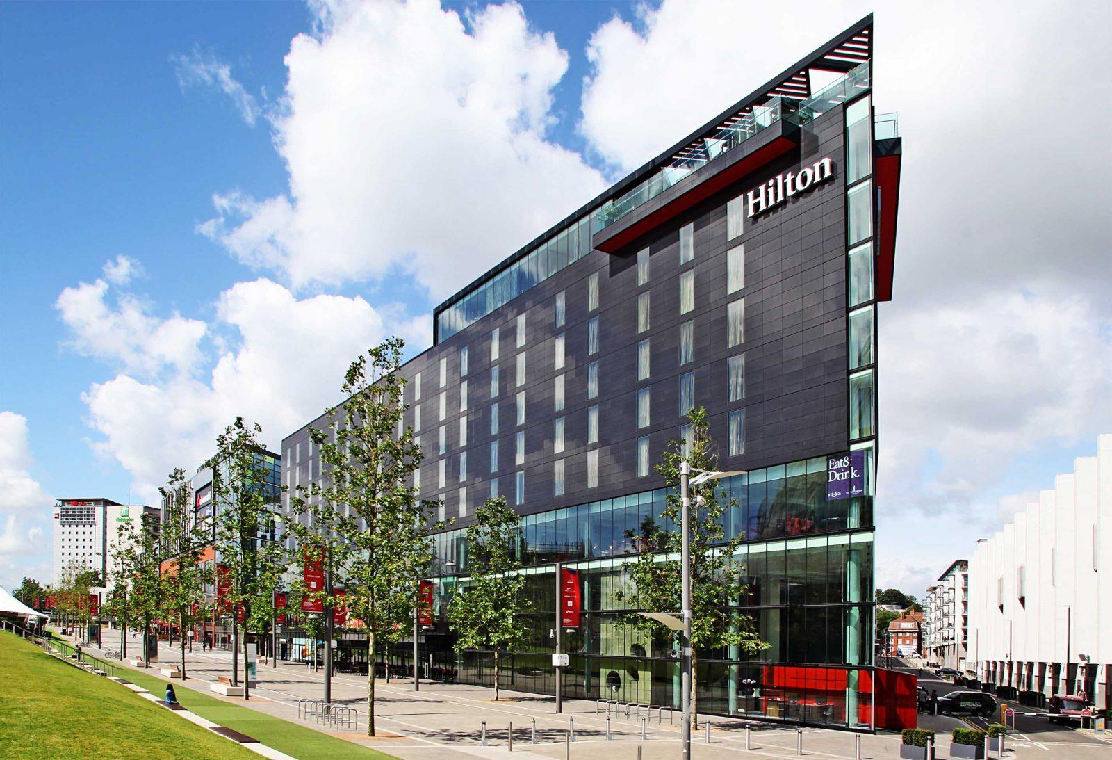 Wembley W05, Hilton Hotel