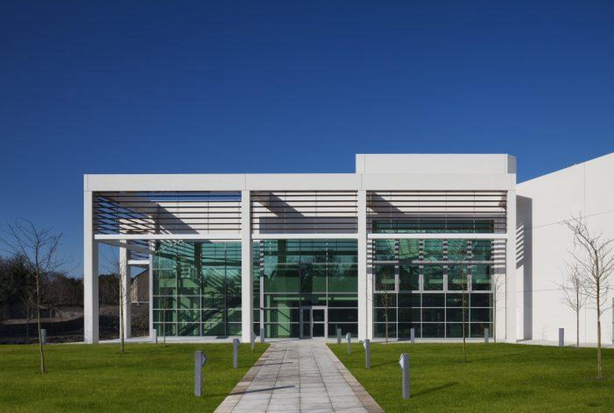 National Institute for Bio-Processing Research & Training Facility, Dublin