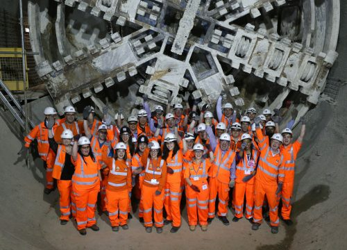 Crossrail, London, UK
