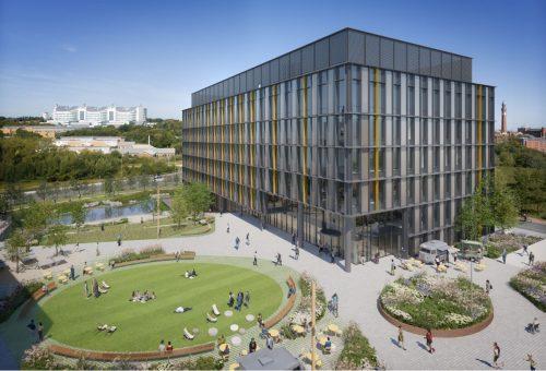 Birmingham Health Innovation Campus