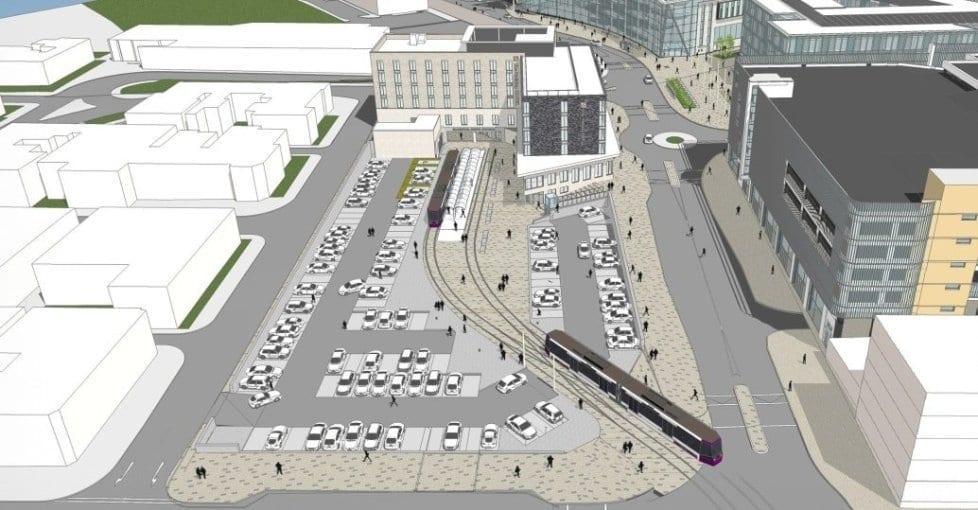 Blackpool tramway Phase 2